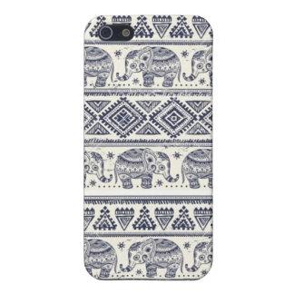Einfacher Muster-Fall iPhone 5 Schutzhülle