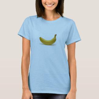 Einfaches Bananen-T-Stück T-Shirt