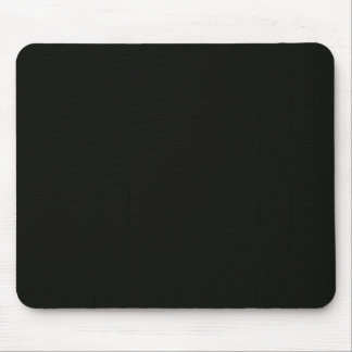 Einfaches leeres schwarzes Grau DIY addieren Mauspads