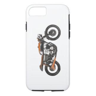Einfaches Motorrad - Café-Rennläufer 750 iPhone 8/7 Hülle