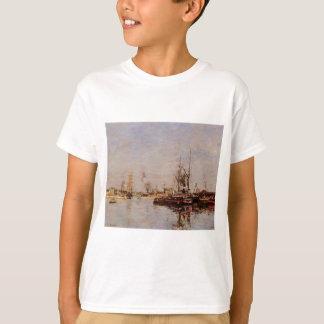 Eingang zum Hafen von Le Havre durch Eugene Boudin T-Shirt