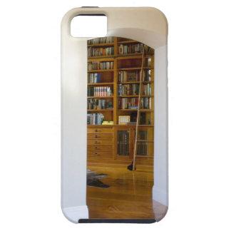 Eingang zur Zuhause-Bibliothek iPhone 5 Case