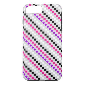 Eingepackter Streifen 2014 iPhone 8 Plus/7 Plus Hülle