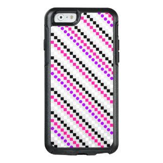 Eingepackter Streifen 2014 OtterBox iPhone 6/6s Hülle