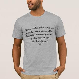 Eingeschlossen in einem Kokon T-Shirt