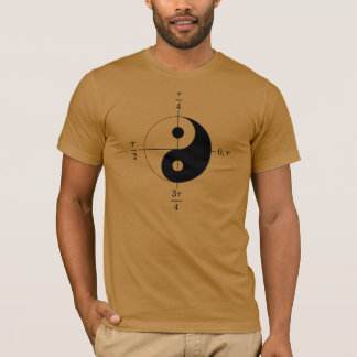 Einheits-Kreis: Tau T-Shirt