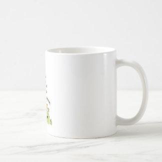 Einhorn-Eibische Kaffeetasse