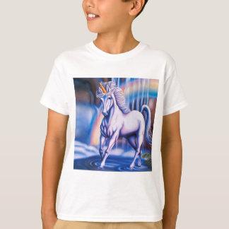 Einhorn-Fälle T-Shirt