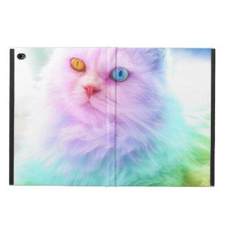 Einhorn-Regenbogen-Katze