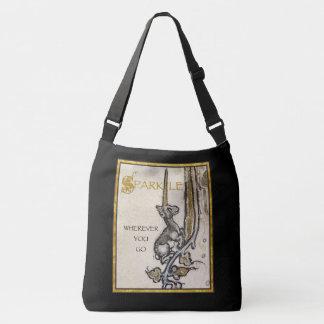 Einhorn-Tasche: Schein, wohin Sie gehen Tragetaschen Mit Langen Trägern
