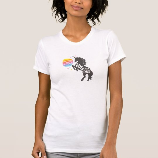 Einhorn-Wunsch T-Shirt