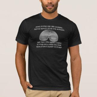 Einige Leute sind wie Slinkies T-Shirt