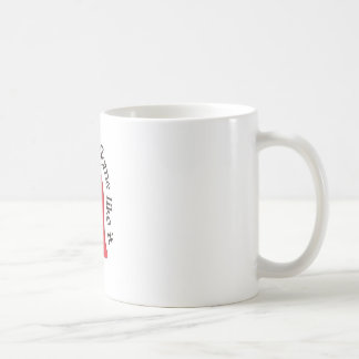 Einige mögen es heiß kaffeetasse