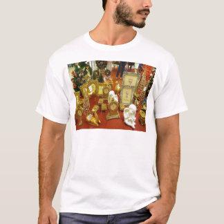 Einkauf für Dekorationen T-Shirt