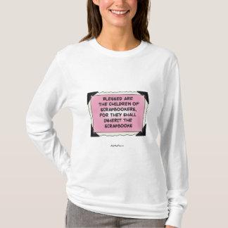 Einklebebuch-Kinder T-Shirt