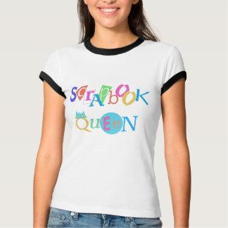 Einklebebuch-Königin-T - Shirts und Geschenke