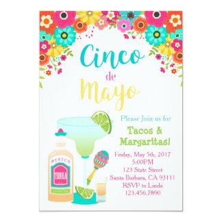 Einladung Cinco Des Mayo