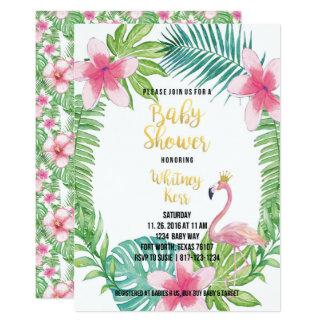 Einladung der Babyparty-A7, weißer Umschlag