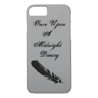 Einmal nach einem Mitternachtstrostlosen - rufen iPhone 7 Hülle