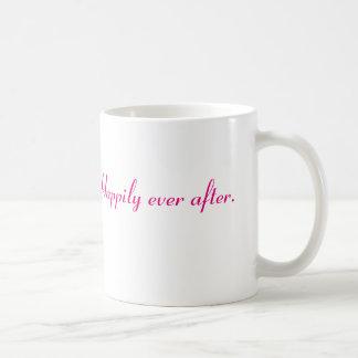 Einst Kaffeetasse