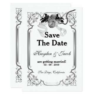 Einst Save the Date Karte
