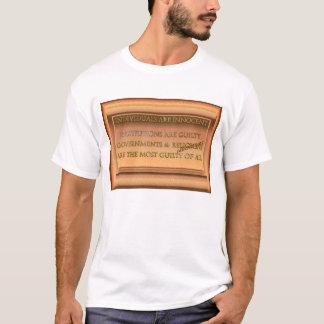Einzelpersonen sind unschuldig T-Shirt