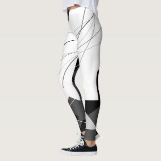 einzigartig Entwurf Leggings