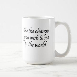 Einzigartige Geschenke der motivierend Kaffeetasse