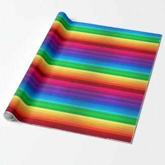 Einzigartiger bunter vertikaler nahtloser geschenkpapier
