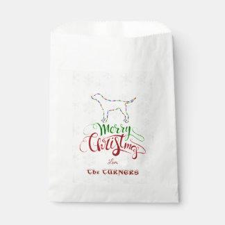 Einzigartiges frohe geschenktütchen