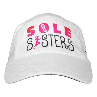 Einzige Schwestern, die für den Endwein laufen Headsweats Kappe