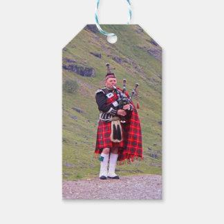 Einziger schottischer Dudelsackspieler, Geschenkanhänger