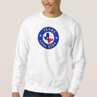 Einziger Stern Texas Sweatshirt