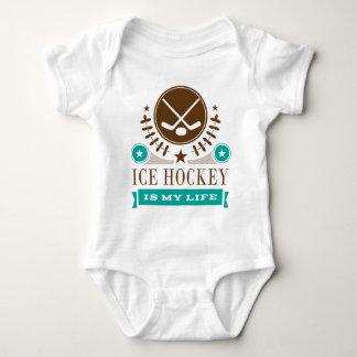 Eis-Hockey ist mein Leben-Geschenk Hemd