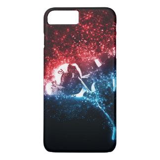 Eis-Hockey-Kunst-Handy-Abdeckung iPhone 7 Plus Hülle