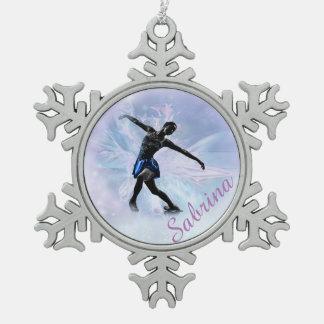 Eis-Prinzessin Snowflake Ornament