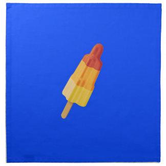 Eis Rocket Stoffserviette