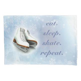 Eis-Skatenkissenkasten Kissen Bezug