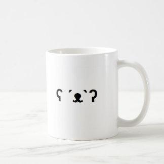 Eisbär Kaffeetasse