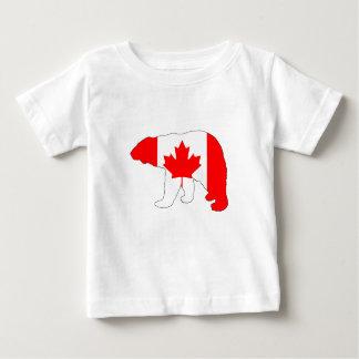 """Eisbär """"Kanada """" Baby T-shirt"""
