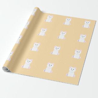 Eisbär-Packpapier Geschenkpapier