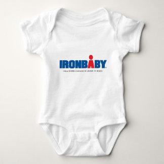 Eisen-Baby-Bodysuit Baby Strampler