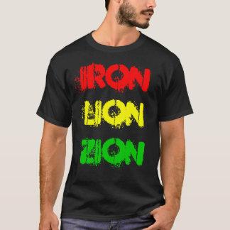 EISEN-LÖWE ZION (Shirt) T-Shirt