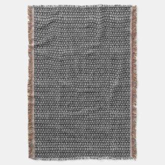 Eisen-Postgunmetal-Schwarz-Metallkettenrüstung Decke
