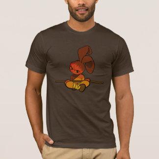 Eisen shaolin Häschenwut T-Shirt
