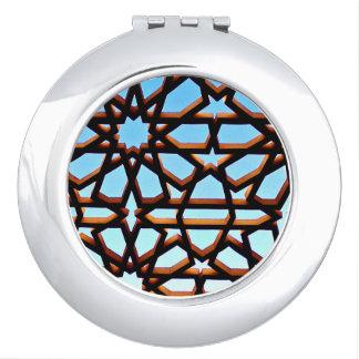 Eisen-Tor Taschenspiegel