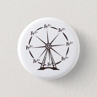 EisenRIESENRAD Runder Button 3,2 Cm