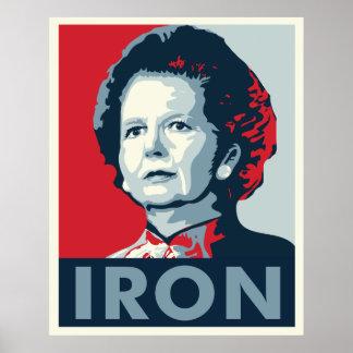 Eiserne Lady Poster