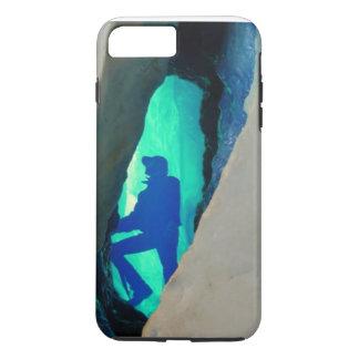 Eishöhle ipone Abdeckung iPhone 7 Plus Hülle