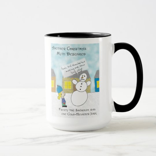 Eisige Mythos-Tasse Tasse